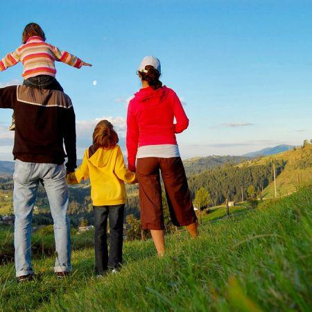 Escapade Alpine en famille