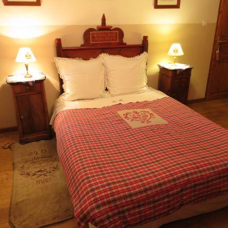 Séjour romantique chambre côté Alsace