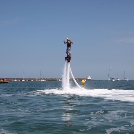 Initiation Fly board
