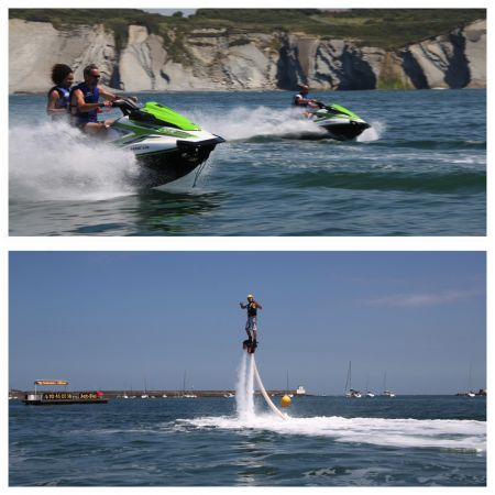 Package Jet ski 1h et session de FlyBoard