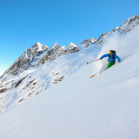 Skiez la Vallée Blanche