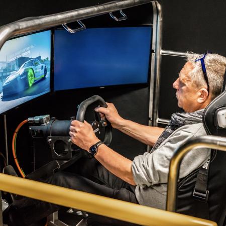 5 sessions de simulateur auto