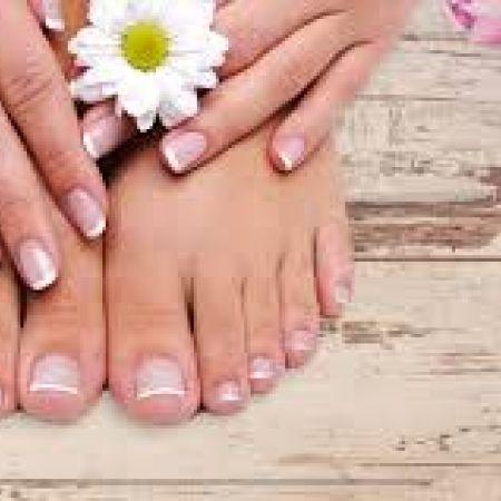 Manucure , Beauté des pieds , vernis classique