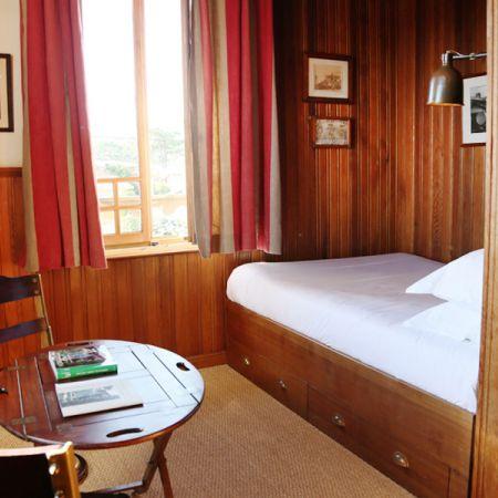 Séjour Passion en chambre Voilier, Pinasse ou Pinassotte.