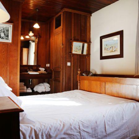 Séjour Escapade en chambre Voilier, Pinasse ou Pinassotte.
