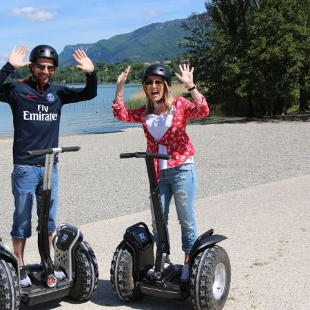 City Tour Segway 1h00