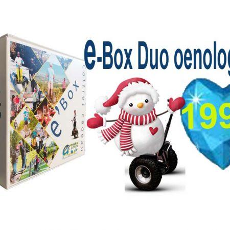 E-Box œnologique Segway 3h00
