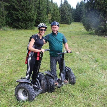 Rando Segway 1h30 Savoie Grand Revard - Bauges