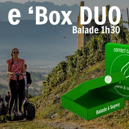 Rando Segway Duo 1h30
