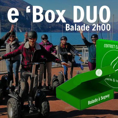 Rando Segway Duo 2h00