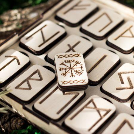 Atelier Runes Celtiques (1h30)