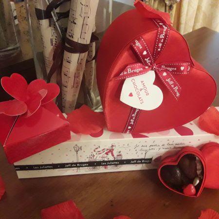 Soirée en Duo Saint Valentin 2021