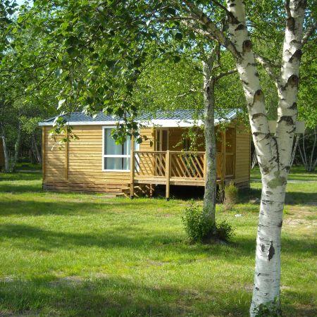 Séjour nature et confort - 2 nuits en mobil-home en couple ou en famille