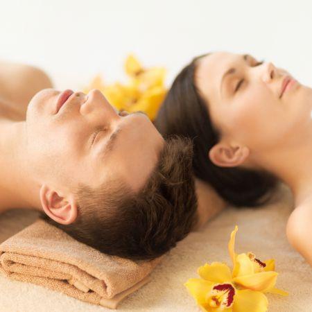 Massage bien-être en duo 45 mn