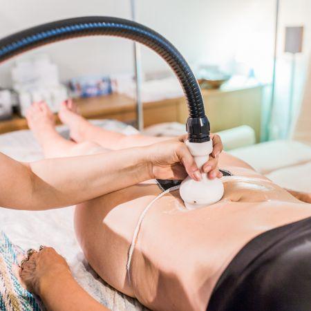 Bon pour une séance de cryothérapie localisée par massage