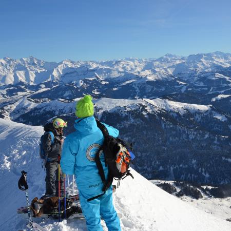 Randonnée 4h00 Ski Alpin