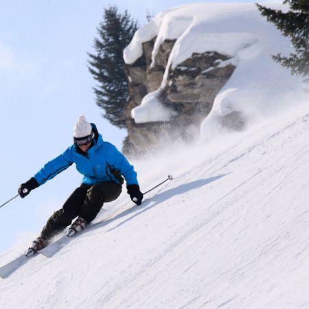 Leçon individuelle 1h00 Ski Alpin et Snowboard