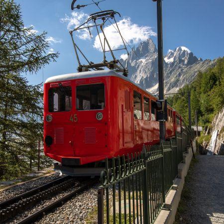 Séjour Altitude incluant les billets de train