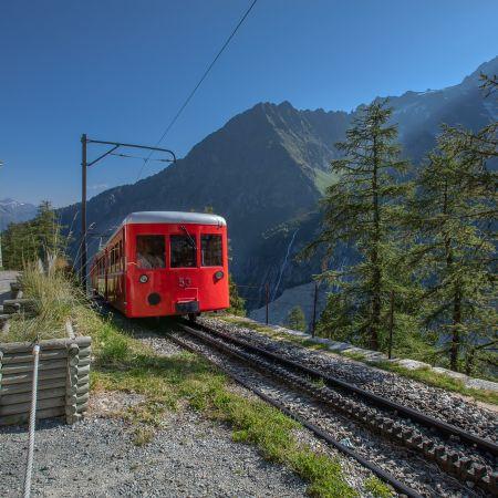 Weekend Refuge incluant les billets de train
