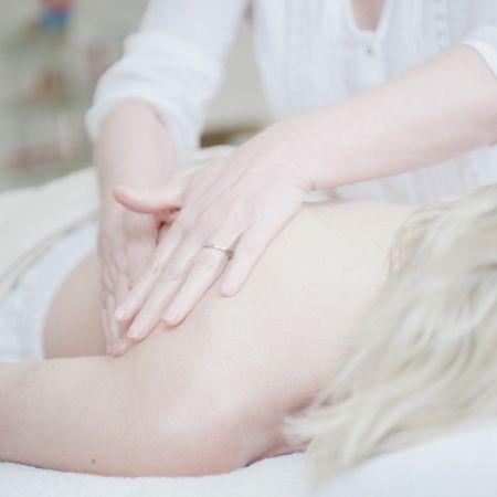 Massage bien-être 45 minutes