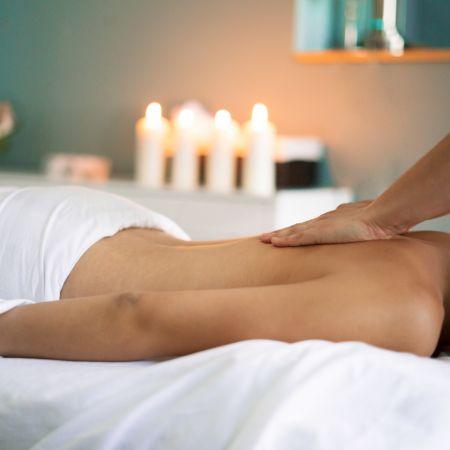 Massage bien-être 30min