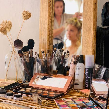 Maquillage mariée ( avec essai)