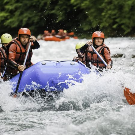 Descente Raft Xpert 1h30