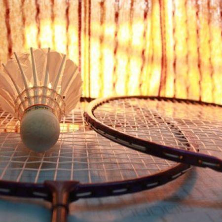 10 séances Squash/Badminton