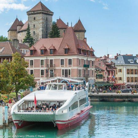 Croisière Promenade Grand Lac 1h30 - Annecy