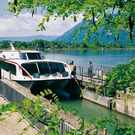 Croisière Excursion - Aix-Les-Bains