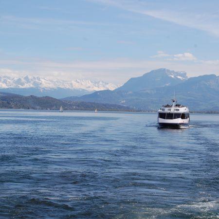Croisière Lac Sauvage avec Menu IRIS  - Aix-Les-Bains