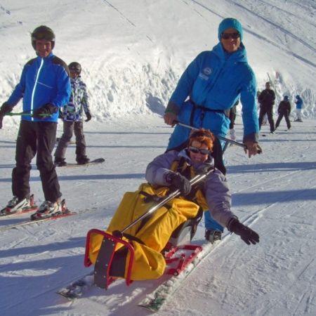 Tandem Ski Grand Bornand