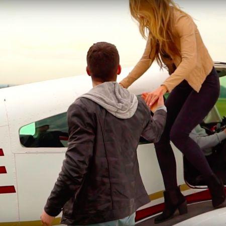 Excursion en avion : Paris - Le Touquet