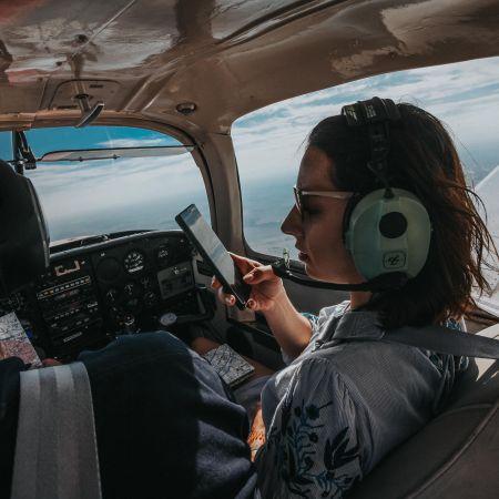 Balade à Montpellier en avion privé