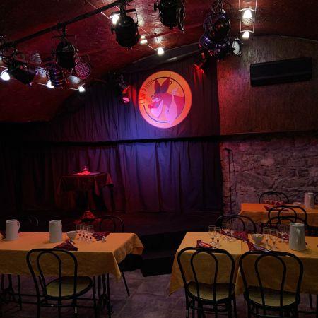 Soirée Café théâtre spectacle