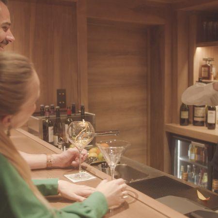 Atelier œnologique en petit comité au bar à vin de L'Armancette*****