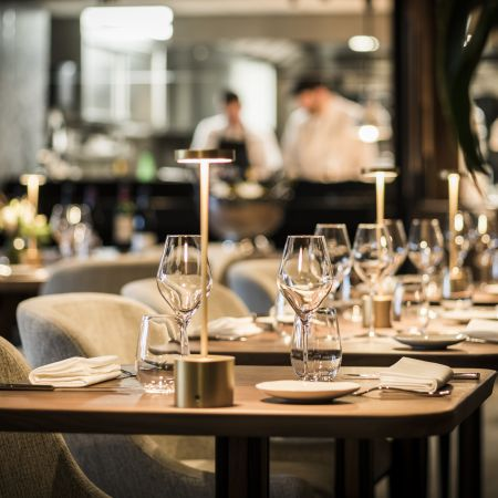 Dîner gastronomique pour deux personnes à La Table d'Armante