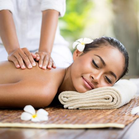 """Massage Hawaien """"Lomi-Lomi"""" 1h15"""