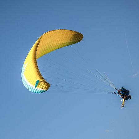 Parapente vol Sensation