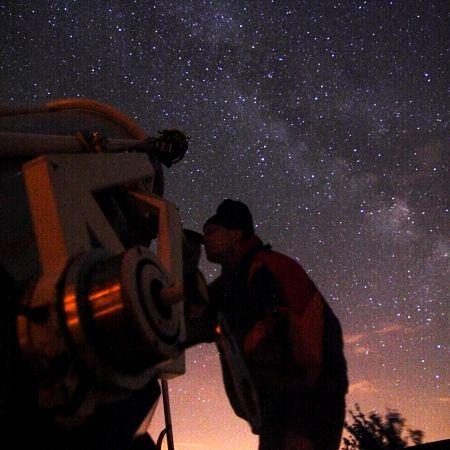 Soirée d'observation des étoiles à l'Observatoire de la Lèbe