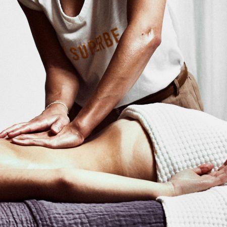 Massage DUO sur mesure Huiles Bio - 2h00 (pour 2)