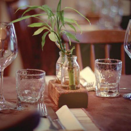 Repas à l'Auberge de Costaroche