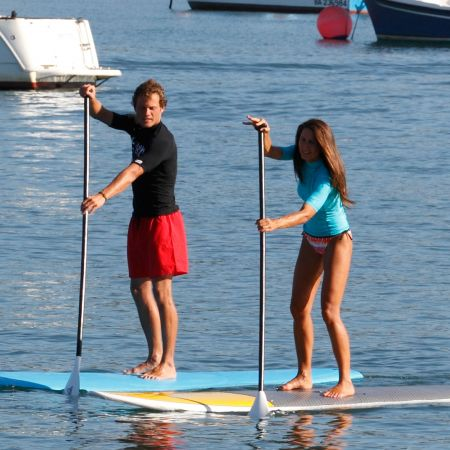 Cours de 2h en Stand up paddle. Adulte.