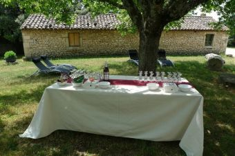2 nuits au coeur de la Drôme Provençale image 1