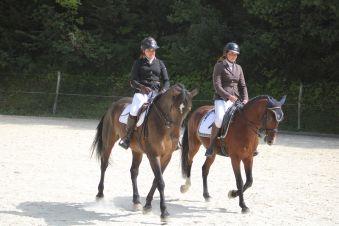 Cours particulier à cheval pour 2 personnes image 2
