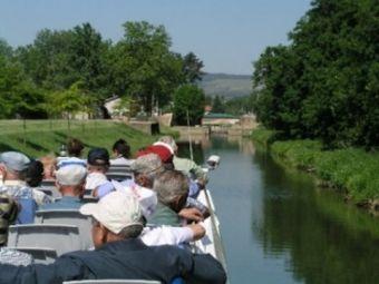 Croisière Saône confluence Seille image 1