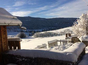 Week end raquettes au cœur du Haut Jura ( 2 nuitées avec petit déjeuner et prêt de raquettes) image 17