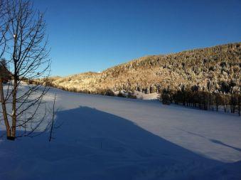 Week end raquettes au cœur du Haut Jura ( 2 nuitées avec petit déjeuner et prêt de raquettes) image 1