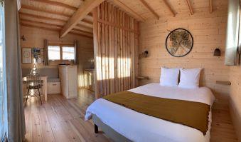 Week-end bien-être en cabane-spa duo image 2