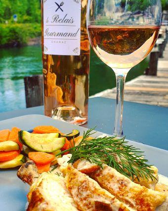 Nuitée avec vue canal, petit déjeuner et repas au Relais Gourmand pour 2 personnes image 4